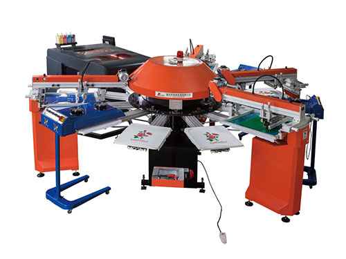 SPG Digital screen Printing Machine